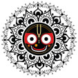 24350131 - jagannath  indian god of the universe  lord jagannatha